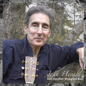 John Herald's CD 'Just Another Bluegrass Boy'